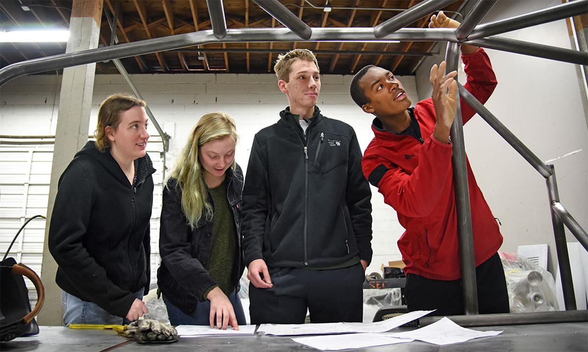 Imagineering Sponsors Collegiate Solar Car Project Destined for American Solar Challenge 2018