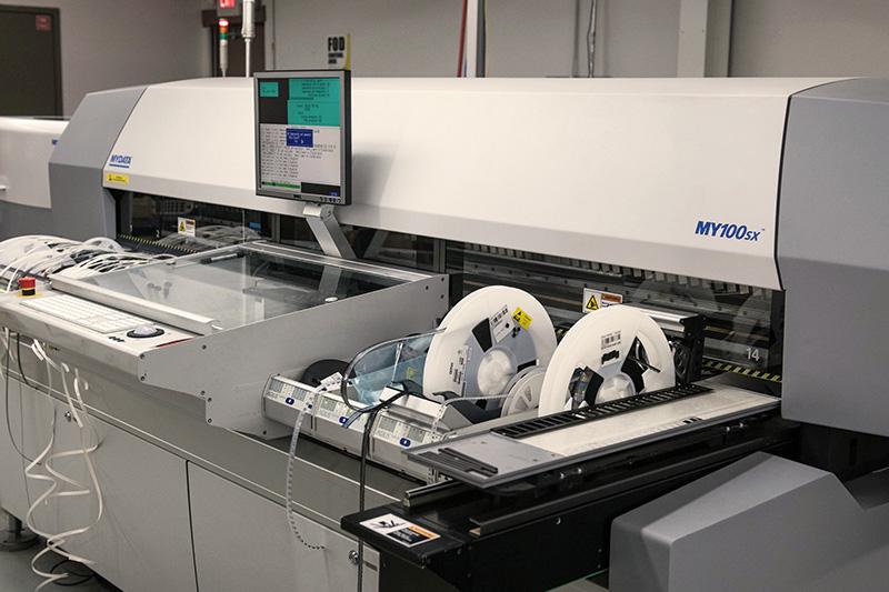 pcb fabrication equipment